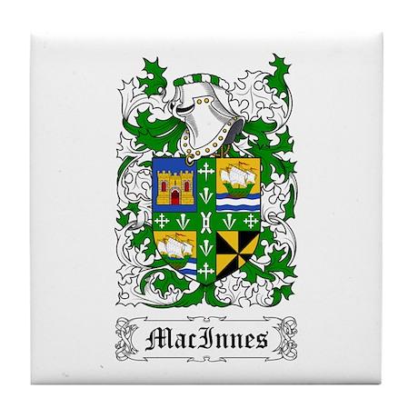 MacInnes Tile Coaster