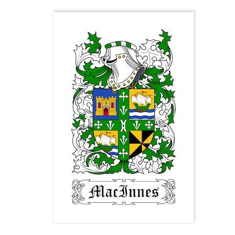 MacInnes Postcards (Package of 8)
