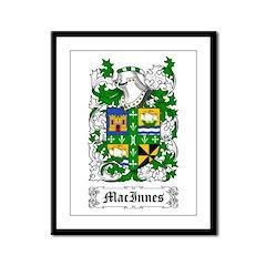 MacInnes Framed Panel Print