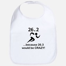 26.3 Would Be CRAZY! Bib