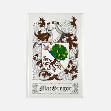 MacGregor Rectangle Magnet