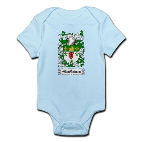 MacGowan Infant Bodysuit