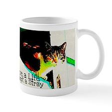 Adopt a Stray Mug