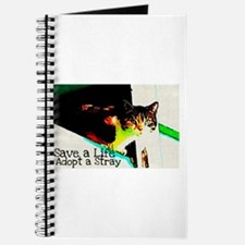 Adopt a Stray Journal