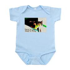 Adopt a Stray Infant Bodysuit