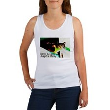 Adopt a Stray Women's Tank Top