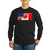 Canadian Long Sleeve T Shirts