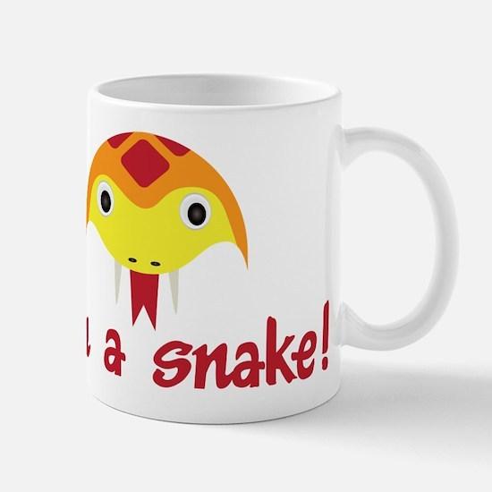 I'M A SNAKE Mug