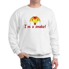 I'M A SNAKE Sweatshirt
