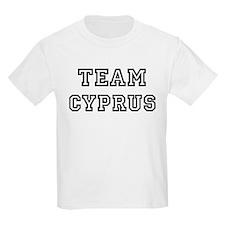 Team Cyprus Kids T-Shirt
