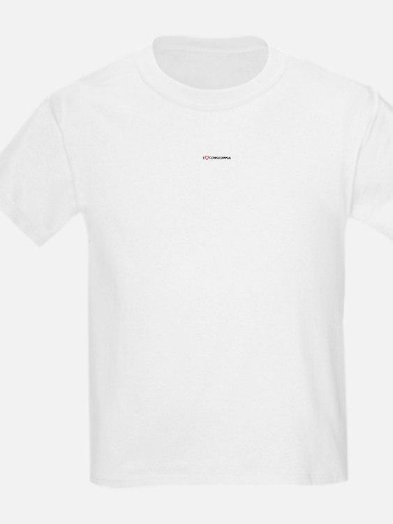 I Love Confucianism Kids T-Shirt
