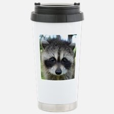 Unique The raccoons Travel Mug
