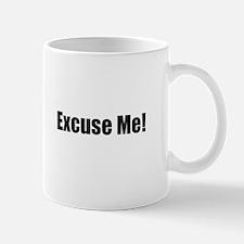 Cute Excuses Mug