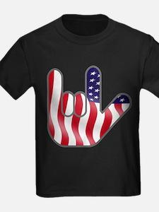I Love America T