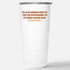 The Big Bang Theory Travel Mug