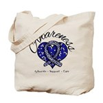ALS Awareness Mosaic Tote Bag