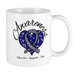 ALS Awareness Mosaic Mug