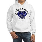 ALS Awareness Mosaic Hooded Sweatshirt