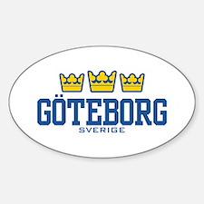 Goteborg Sverige Decal