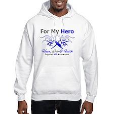 ALS For My Hero Tribal Hoodie