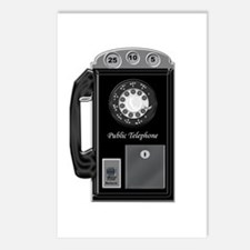 Pay Phone Postcards (Package of 8)