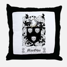 MacGhie Throw Pillow