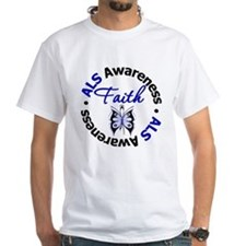 ALS Faith Butterfly Shirt