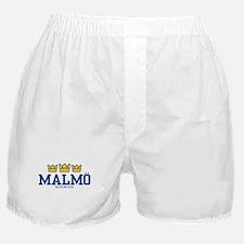 Malmo Sverige Boxer Shorts