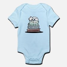 Not Without Me Infant Bodysuit