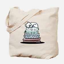 Not Without Me Tote Bag