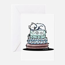 Not Without Me Greeting Cards (Pk of 20)