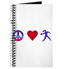 Peace Love Discus Journal