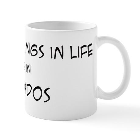 Best Things in Life: Barbados Mug