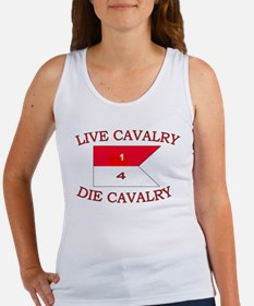1st Squadron 4th Cavalry Women's Tank Top