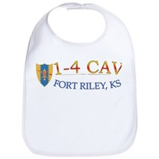 1st Squadron 4th Cavalry Bib
