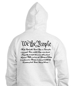 We the People Jumper Hoody