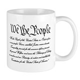 Constitution Small Mugs (11 oz)