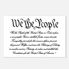 We the People Postcards (Package of 8)
