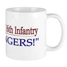 2nd Bn 16th Infantry Small Mug