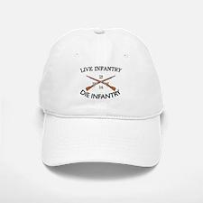 2nd Bn 16th Infantry Baseball Baseball Cap
