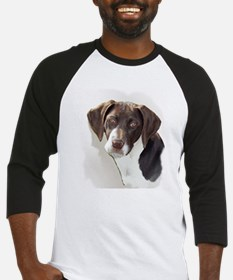 german shorthair Pointer Port Baseball Jersey
