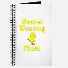 Basket Weaving Chick Journal