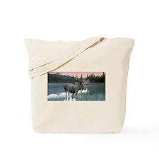 Elg Tote Bag