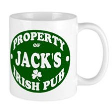 Jack's Irish Pub Mug