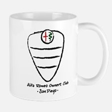 grill logo large Mugs