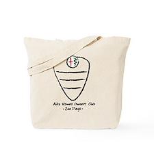 Unique Logo Tote Bag