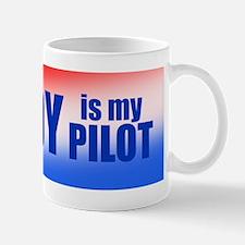 Brady Is My Pilot Mug