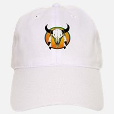 Buffalo skull Baseball Baseball Cap