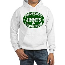 Jimmy's Irish Pub Hoodie