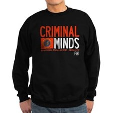 Criminal Minds FBI BAU Sweatshirt